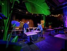 Agora Theater vanwege corona veranderd in een huiskamer