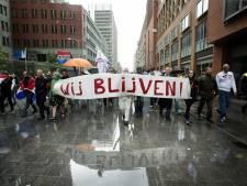 Den Haag praat met organisatoren protesten