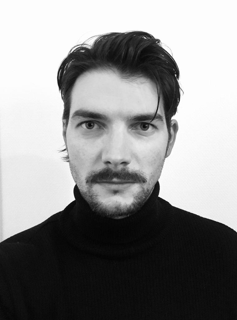 Ursus Eijkelenberg, onderzoeker aan de Universiteit van Manchester, specialiseert zich in het staatsrecht vanuit sociologisch perspectief. Beeld