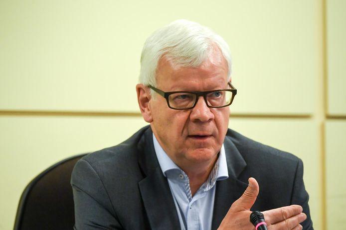 Vlaams-Brabants gouverneur Lodewijk De Witte.