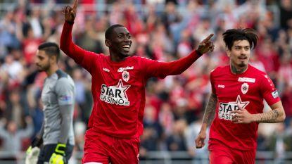 William Owusu kroont zich tot derbyheld: Antwerpen is van rood en wit