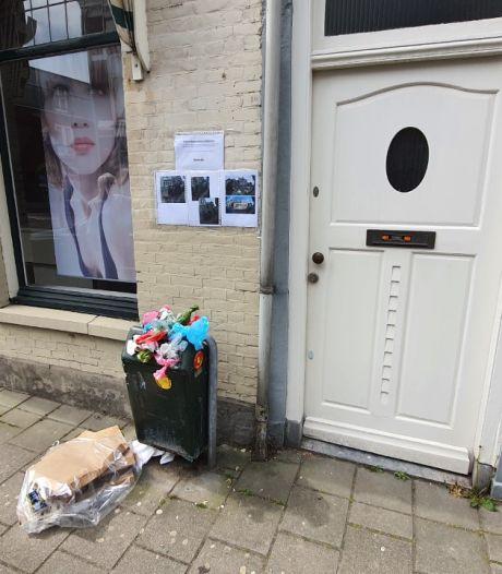 Bak met poep kan nu tóch weg bij de voordeur: Breda zoekt andere plek