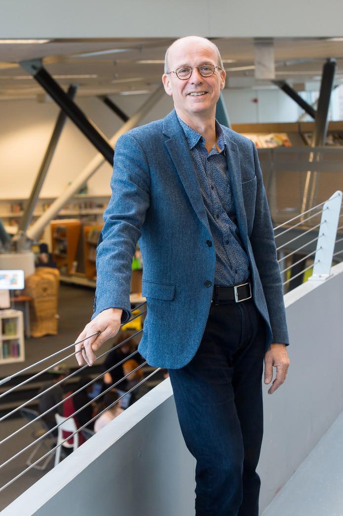 Gertjan Endedijk, directeur Nieuwe Veste in Breda.