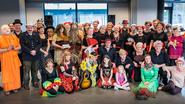 Dolle pret op carnavalsdansnamiddag Keerbergse senioren