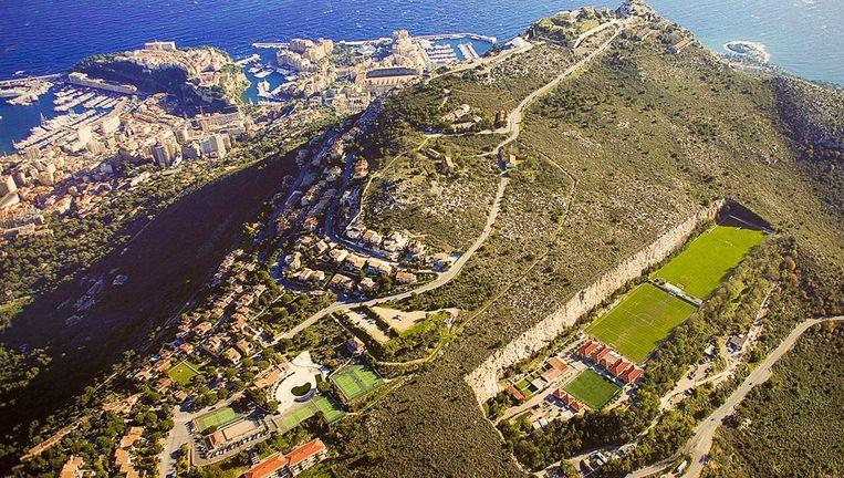 Training Center La Turbie, Monaco Beeld Monaco.com
