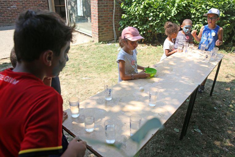 5aeaa51c6274 Kinderen aan het spelen op het speelplein Joepie tijdens de voorbije zomer.  Daar zijn al