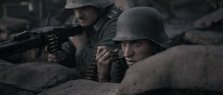 De Slag om de Schelde' is een grootse film over het gevecht dat het lot van  de nazi's bezegelde | Trouw