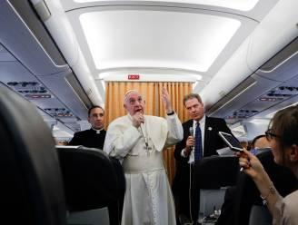 Paus roept op tot diplomatieke oplossing voor conflict met Noord-Korea