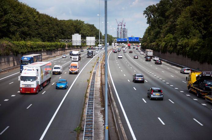 De geplande verbreding van de A27 ter hoogte van Amelisweerd is van de baan.