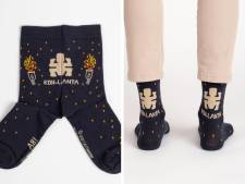 Une paire de chaussettes collector pour fêter les 20 ans de Koh-Lanta
