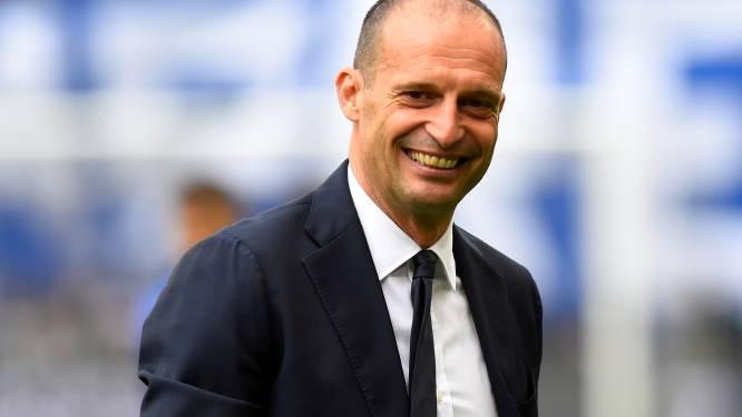 Juventus haalt Massimiliano Allegri binnen als opvolger van Pirlo