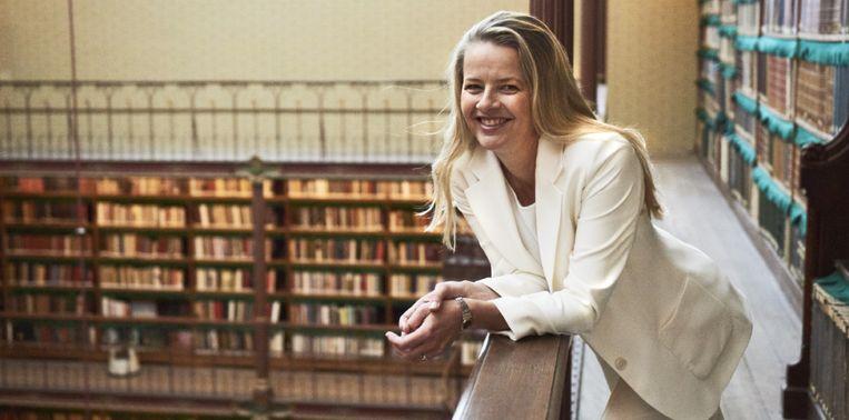 """Prinses Mabel van Oranje: """"Vrede, democratie en mensenrechten zijn niet vanzelfsprekend, ook niet in Nederland"""""""