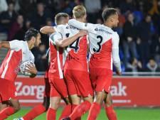 Samenvatting | Jong FC Utrecht - Helmond Sport