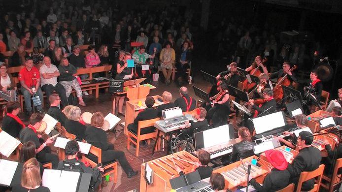 Integratieorkest Poco a poco