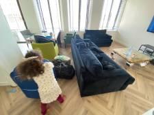 Hamouch en zijn kinderen hebben tijdelijk een woning: Moskee as-Soennah springt te hulp