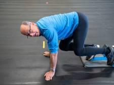 Ommenaar Roel Gaasbeek (75) drievoudig atletiekkampioen