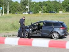 Overleden persoon gevonden op achterbank van auto bij benzinestation langs A4