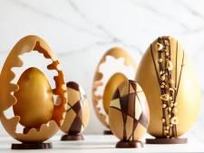 Paaseitjes dreigen onverkocht te blijven: chocolatiers gaan online verkopen