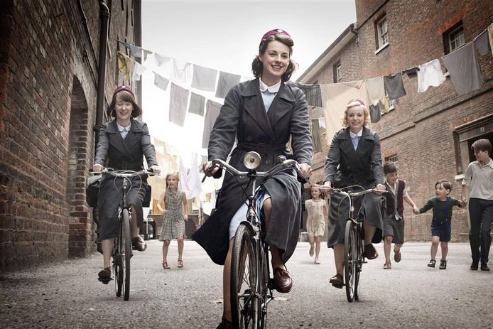 Call The Midwife is vanavond op tv.