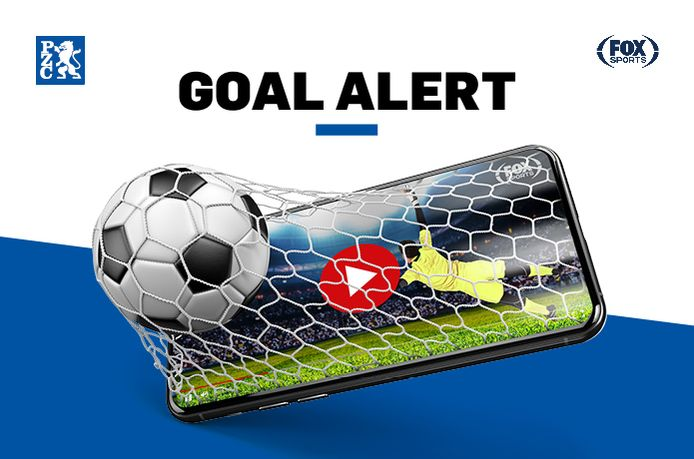 Goal Alert van PZC en Fox.
