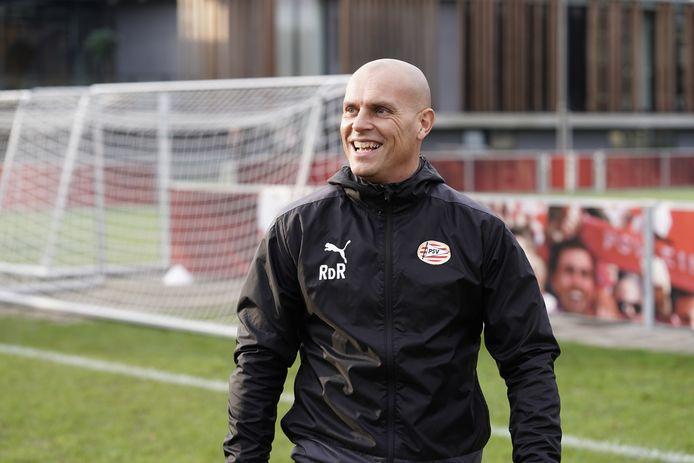 PSV-coach Rick de Rooij