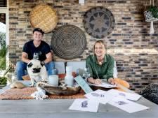 Lianne en Thom wonen tijdelijk bij zijn ouders: 'Geweldig dat we geen huur hoeven betalen'