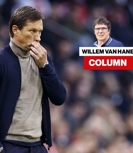 Column Willem van Hanegem   Bij PSV moeten ze niet gniffelen om ontslag Van Bommel, maar naar zichzelf kijken