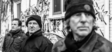 'Oorlog' in de Piersonstraat: veertig jaren geleden waren dit de krakers die zich met hand en tand verzetten