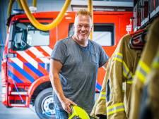 Brandweer bepaalt groot deel Lennards leven: 'Als pieper gaat, staat vrouw met sleutels klaar'
