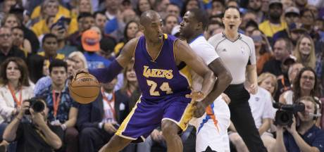 Verongelukte Kobe Bryant opgenomen in Hall of Fame NBA