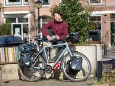 Diabetes houdt Lennart niet tegen: hij fietst 'gewoon' 10.000 kilometer van Houten naar China