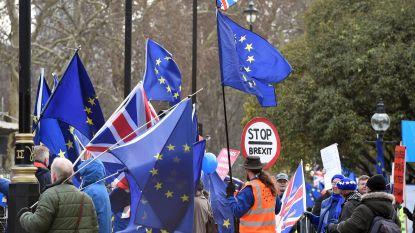 """Crossover Day in Groot-Brittannië: """"Vanaf vandaag is, dankzij de demografische evolutie, meerderheid van Britten tegen brexit"""""""