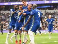 Succès tranquille pour Chelsea dans le derby contre Tottenham, Lukaku muet