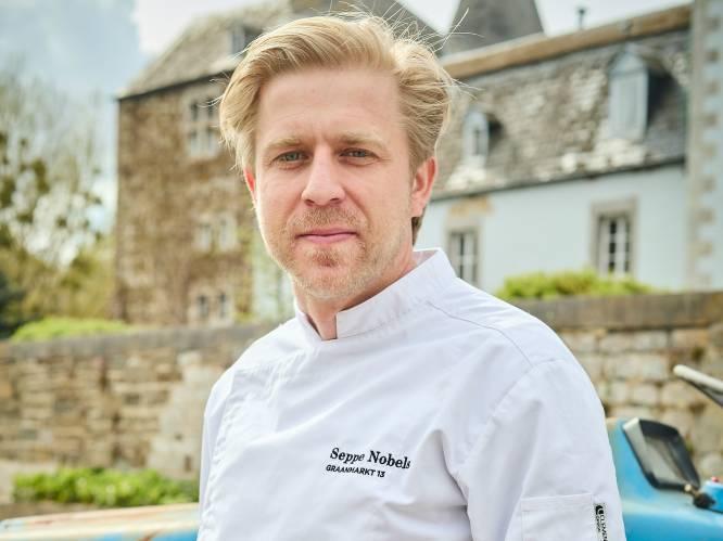 """Seppe Nobels stopt als chef-kok bij Graanmarkt 13: """"In het leven moet je durven springen"""""""