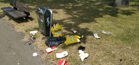 Afvalbakken puilen uit in Breda. 'Er zijn enkele hardnekkige boosdoeners'
