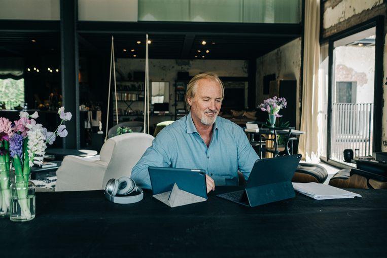 John Porter, CEO van Telenet.  Beeld Wouter Van Vooren