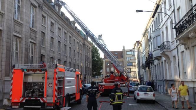 Brand in gerechtsgebouw Kortrijk door defecte airco