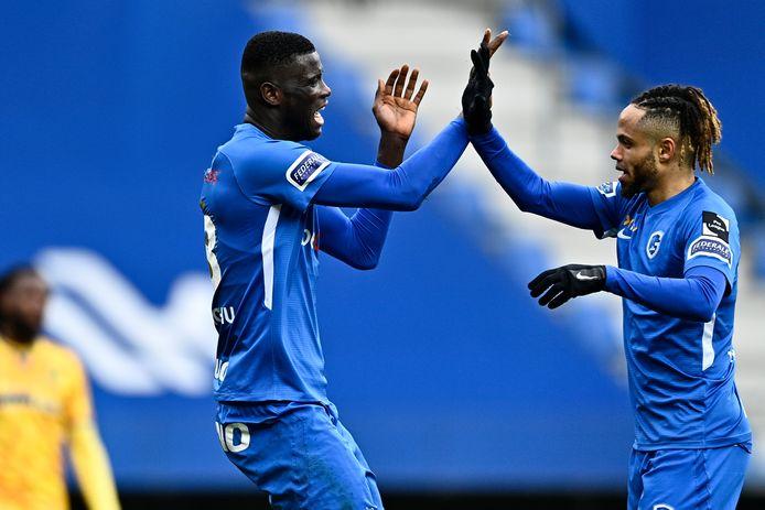 Théo Bongonda et Paul Onuachu seront au rendez-vous des playoffs 1.