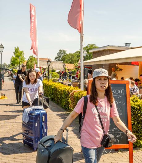 Chinezen in Giethoorn beroofd door nepagenten