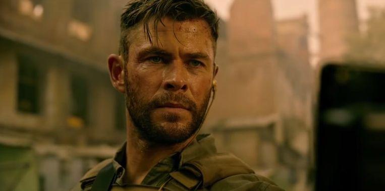 'Extraction' Beeld Netflix