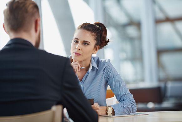 Een goed functioneringsgesprek is een open dialoog tussen twee professionals.