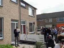 Rijtjeshuis Middelburg definitief van het gas