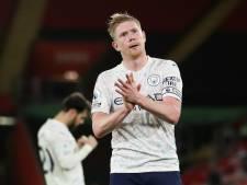 Manchester City profite d'un assist de De Bruyne et s'impose à Southampton