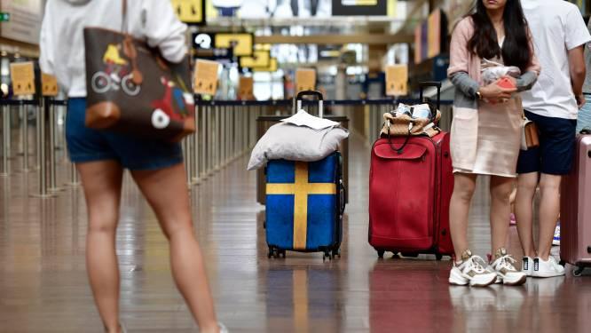 Denemarken, Zweden op 'geel', reizen naar Spanje wordt nog altijd ontraden