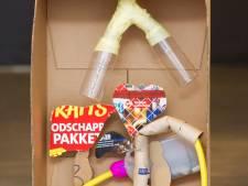 Na jaren is er weer een Kinderkunstwedstrijd in Maas en Waal