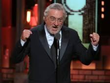 Acteur De Niro roept toorn van president Trump over zich af