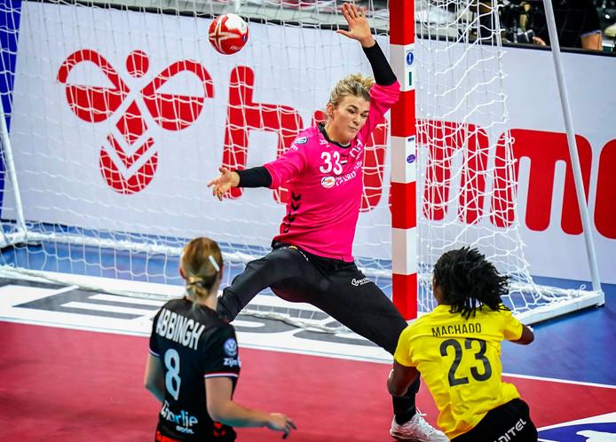 Handbalkeepster Tess Wester