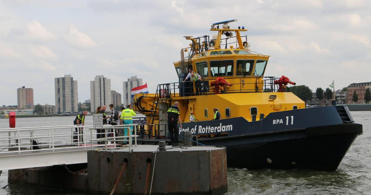 Dode door aanvaring Nieuwe Maas, schipper vorig jaar ook betrokken bij ernstig ongeluk.