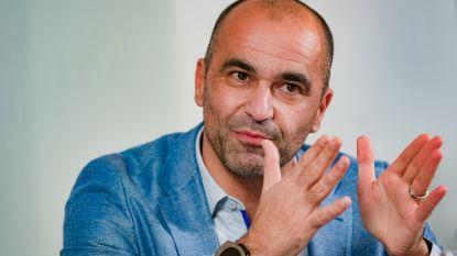 """Het slotwoord van 2018 is voor Roberto Martínez: """"Brazilië? Ik wílde dat mijn spelers zich zorgen maakten"""""""