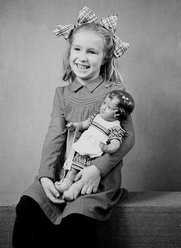 Liesbeth List in 1948. Beeld Foto De Nijs Vlieland